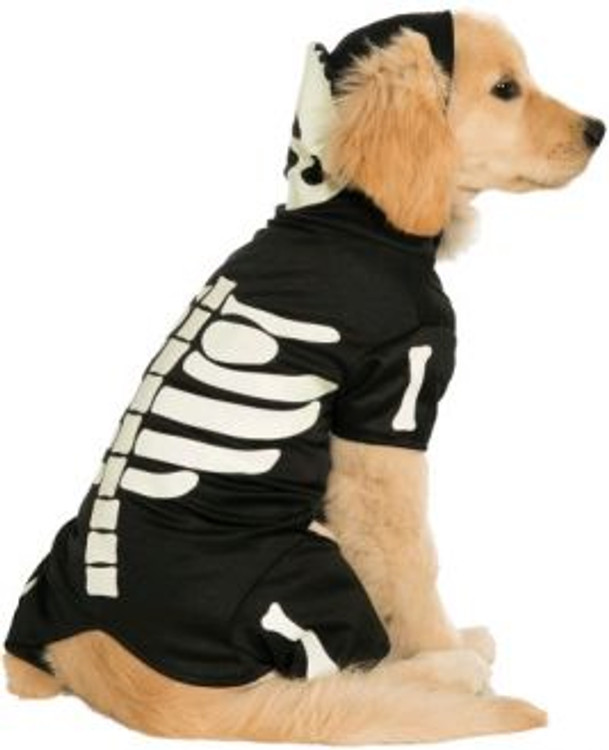 Skeleton Pet Costume