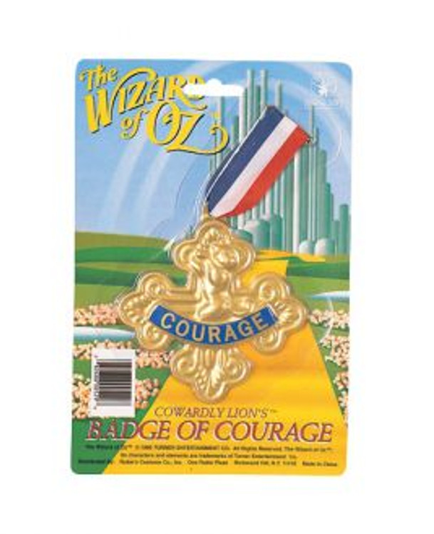 Wizard of Oz - Lion's Badge of Courage
