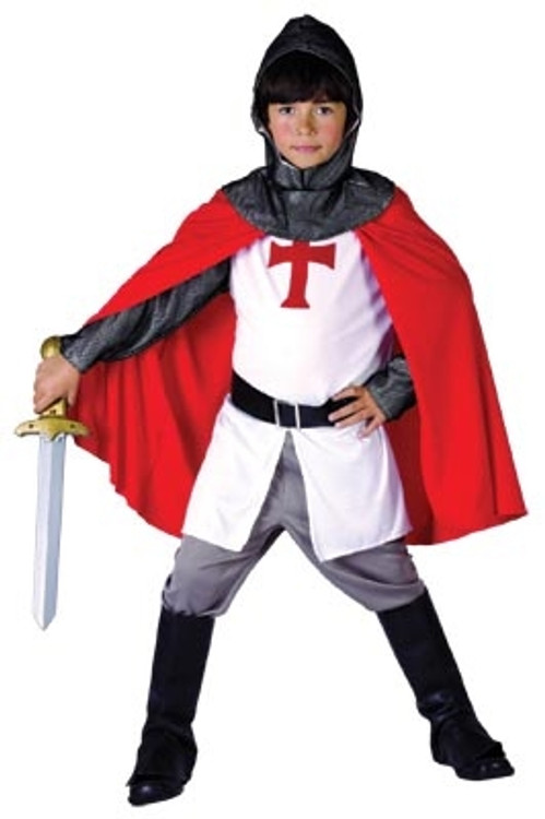 Crusader Boys Costume