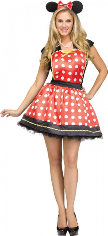 Minnie Mouse Adult Apron