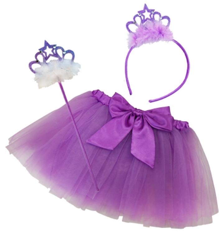 Fairy Child Set Purple