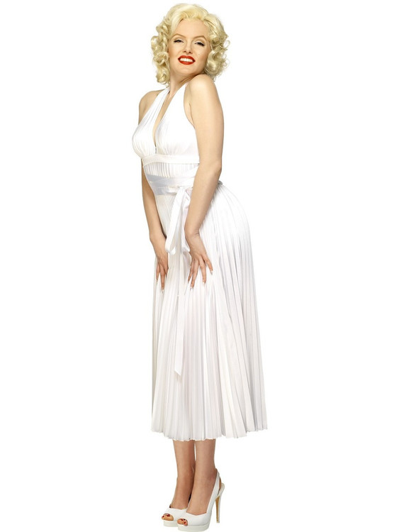 Marilyn Monroe Halterneck Dress