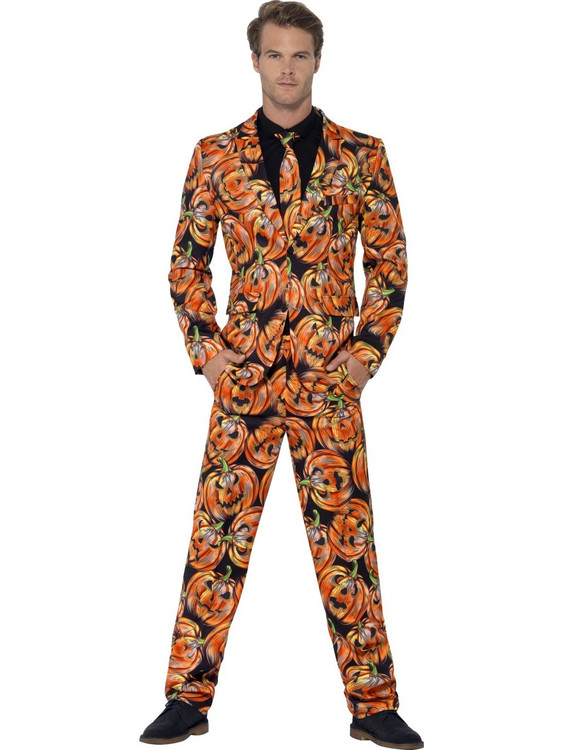 Pumpkin Men's Suit