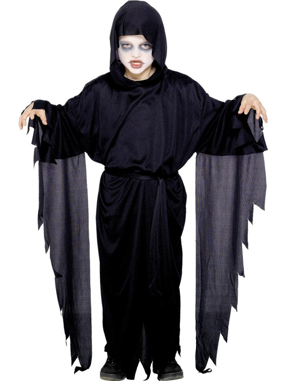 Screamer Ghost Kids Robe
