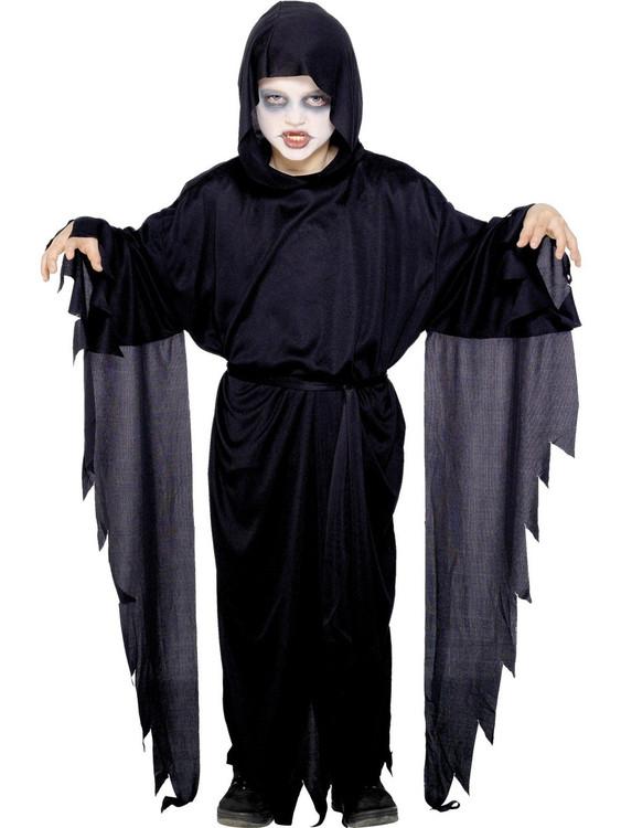 Screamer Ghost Kids Robe