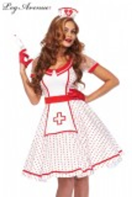 Nurse Bedside Betty Womens Costume