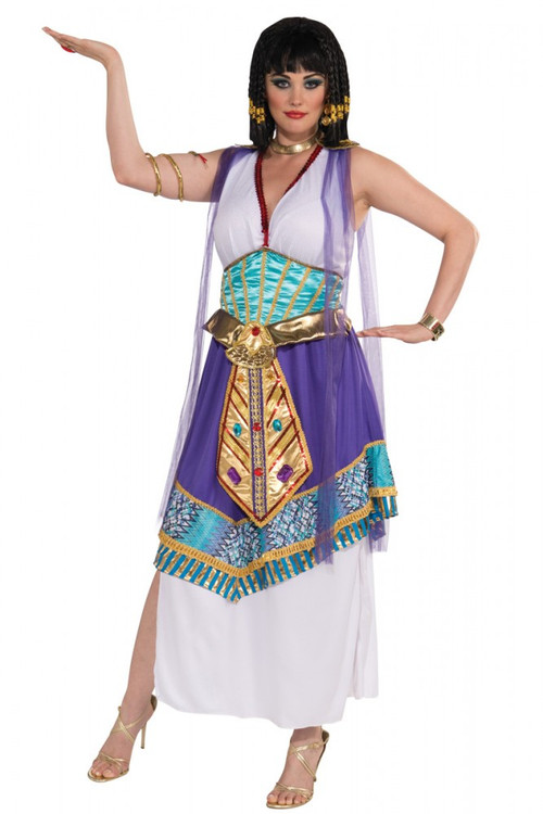 Cleopatra Egyptian Womens Plus Size Costume
