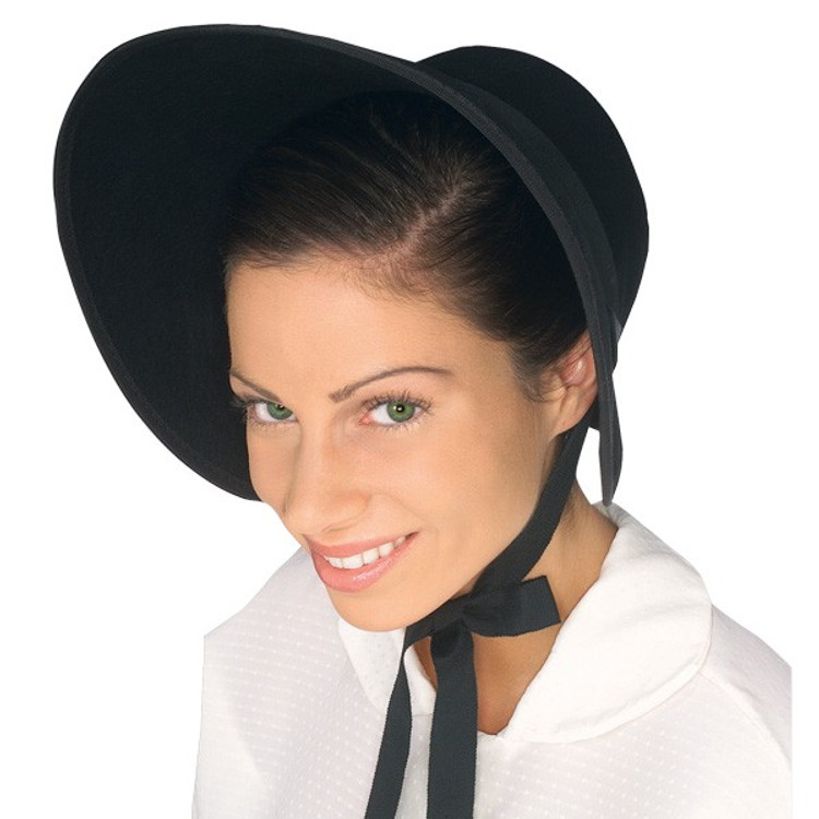 Bonnet Black Felt