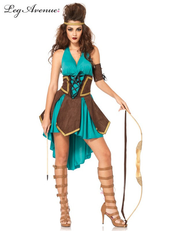 Celtic Warrior Womens Costume