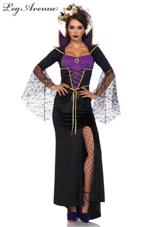 Wicked Queen Womens Costume