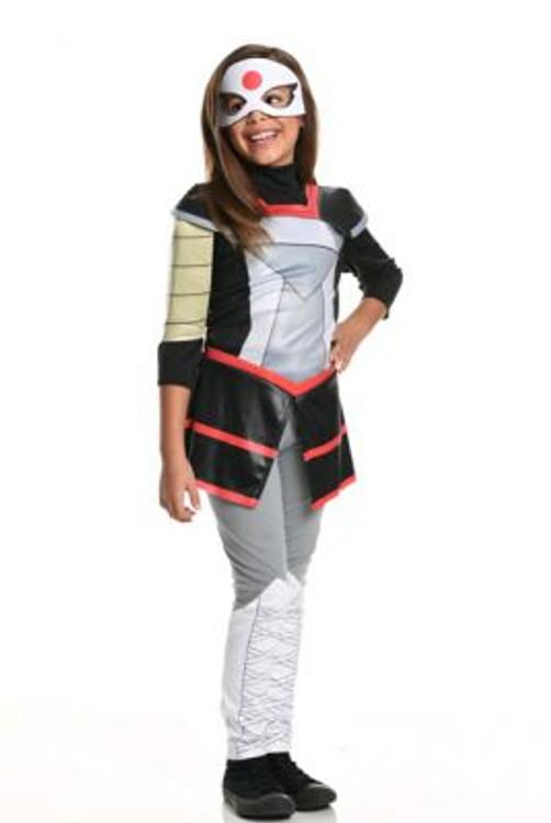 Katana Superhero Girls Costume