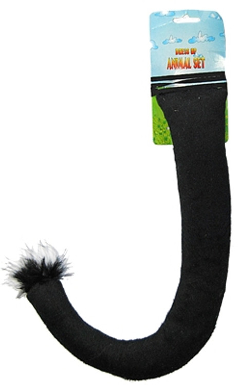 Animal Tail - Black