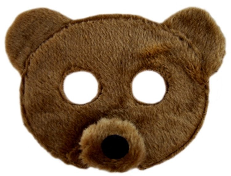 Bear Animal Mask