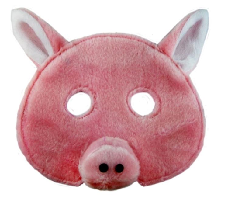Pig Animal Mask