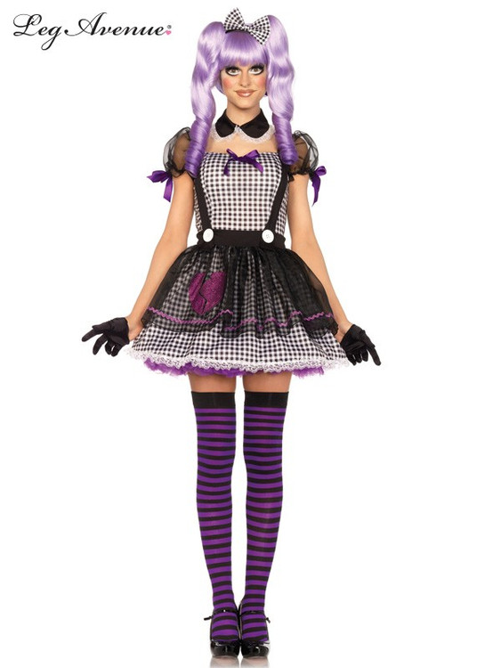 Dead Eye Dolly Womens Costume