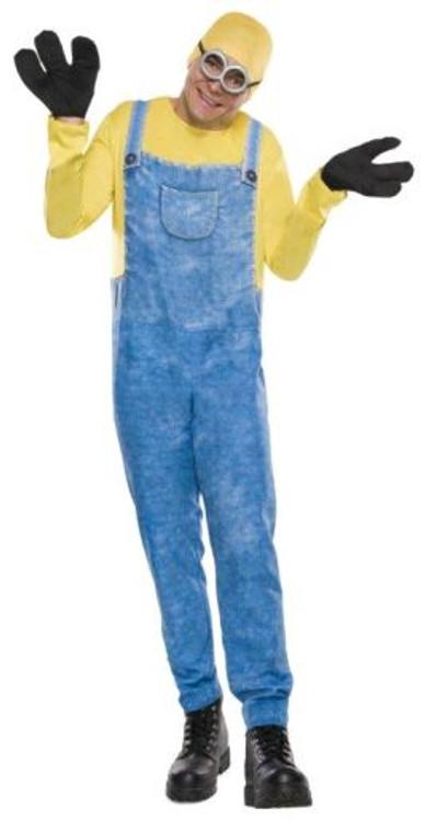 Despicable Me Minion Bob Mens Costume