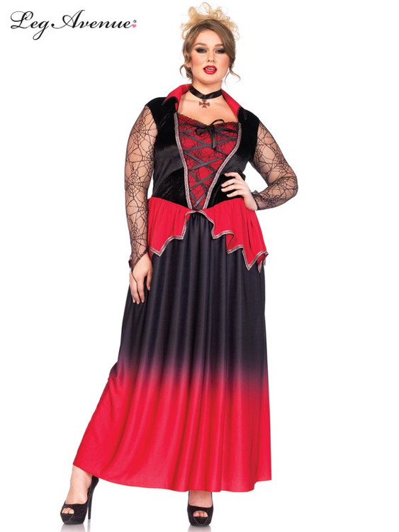 Halloween Just Bitten Beauty Womens Costume