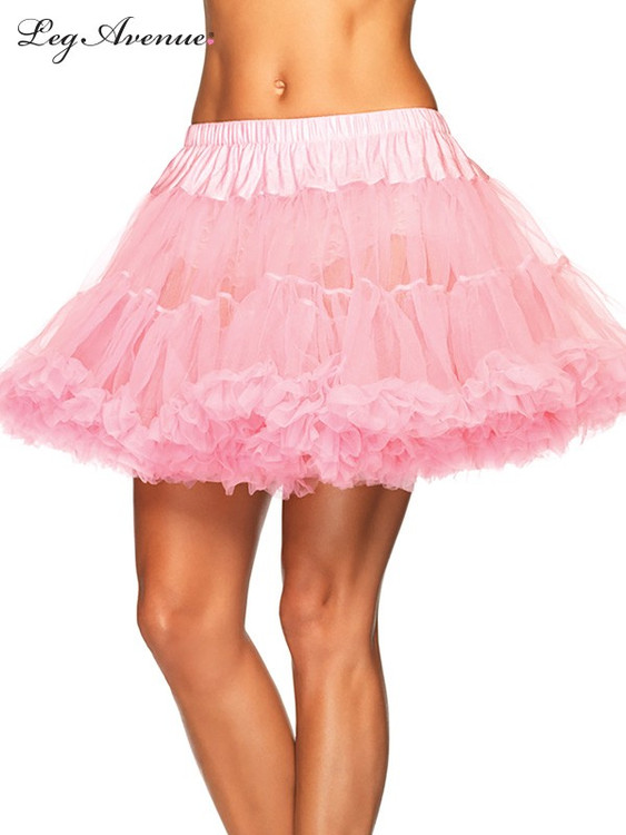 Petticoat Layered Tulle Light Pink