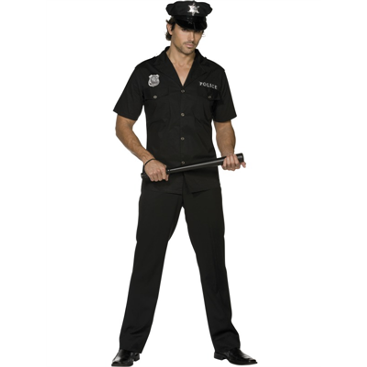 Adult Police Mens Costumes