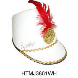 3b8e3ae120222 Tigerdoe Toy Soldier Hat - Drum Major Hat - Soldier Hat - Marching Band Hat  -