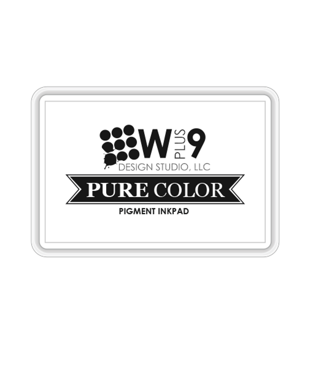 WPlus9 White Pgment Ink