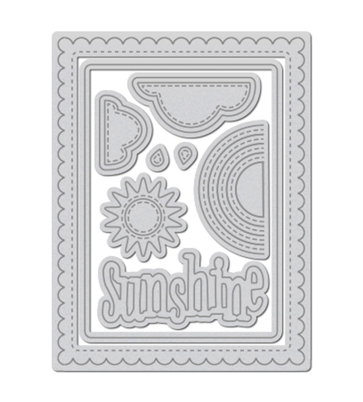 WPlus9 Sunshine Layers Die