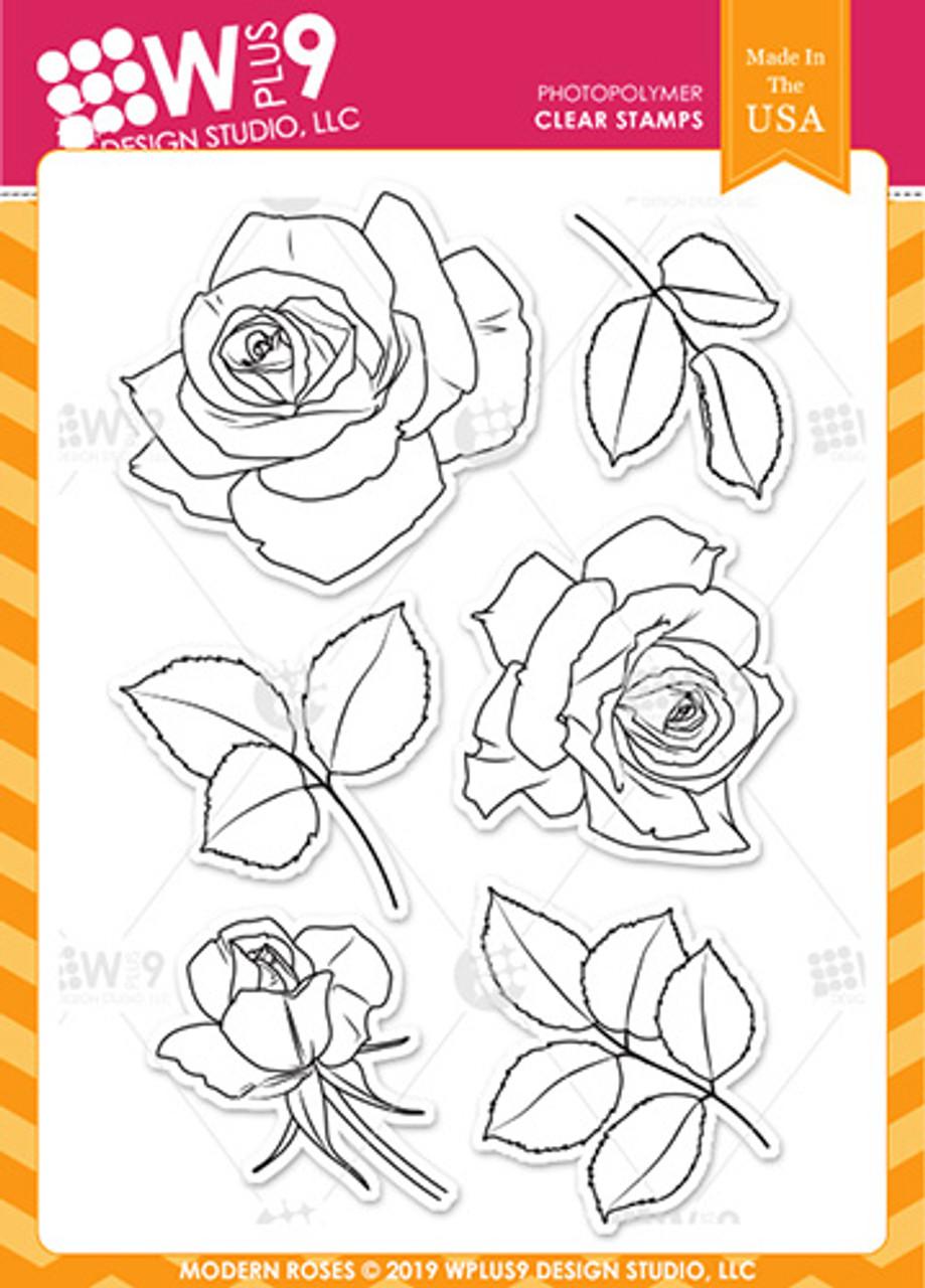 WPlus9 Modern Roses