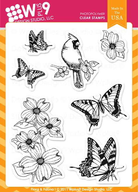 Flora & Fauna I