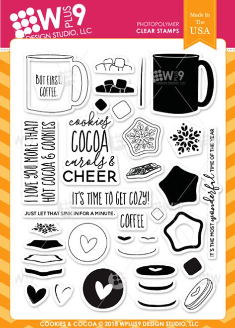 WPlus9 Cookies & Cocoa