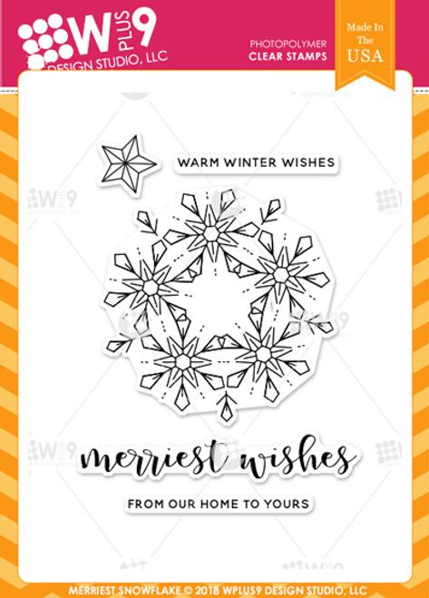 Merriest Snowflake