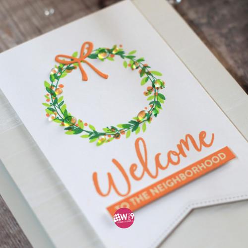 wplus9 Welcome Wreath에 대한 이미지 검색결과