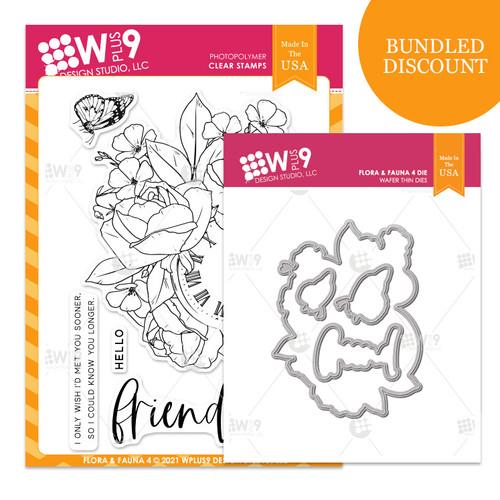 *Limited Quantity* Flora & Fauna 4 Bundle