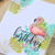 Also Featured: Tropic Fever stamp set and Flock Yeah! stamp and die