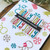 Also Featured: Holly Jolly Die and Merriest Snowflake stamp set.