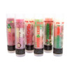 Our Valentine's Day and St Patrick's Day lip balm 6 pack  You're going to go wild over these 6 moisturizing and multi flavored layered lip balms! Each tube offers 3 flavors... they are just waiting for you to try them all! The colors in the tubes are beautiful BUT they are only to show you what flavor you are on, or going to next!  In this 6 pack you will receive: Each of the 3 Valentine's Day lip balm combinations AND each of the 3 St. Patrick's Day combinations!!  For example: The first tube on the left in the picture of this 6 Pack is one of the Valentine's Day combinations... The first flavor layer you will enjoy is Candy Kisses for the whole purple section, once the purple is all gone you will go to the pink layer which is Cotton Candy, then onto the red layer and enjoy Gummy Bear!  All of the lip balms no matter what color in the tube... apply clear to the lips!  Below you will find a complete list of each lip balm and the wonderful flavors you will enjoy. When you get Our Chatty 6 Pack of layered lip balms you will have multiple lip balm flavors for yourself and plenty to share with all of your friends to enjoy! These lip balms are moisturizing and are amazing! By ordering Our Chatty 6 Pack you save...$3.50!! ** The more 6 Pack's you order the more you save!!  BE MY VALENTINE! ~                                Purple: Candy Kisses, Pink: Cotton Candy, and Red: Gummy Bear  You Drive Me Banana's ~                         Red: Strawberry, White: Banana, and Pink: Passion Fruit  LOVE ~                                              White: Vanilla Ice Cream, Pink: Caramel, and Red: Cherry  Lucky Charm ~                                    Green: Pistachio, White: Vanilla, Orange: Caramel  Rockout with your SHAMROCK out! ~           Orange: Mango Peach Fusion, Green: Strawberry Lime, White: Lemon Pound Cake  I Mustache U for a KISS ~                        White: Iced Pineapple Tangerine, Orange: Tangerine Tango, Green: Honeysuckle Nectarine  *** These are shown in the picture from left to right  All Gettin Lippy flavored lip balms:  The first ever multi-flavored layered lip balm... never get tired of just one flavor! Unlike other lip balms, Gettin Lippy lip balms are made to deliver the best moisturizing lip balm Moisturizing, and make your lips feel like silk! Long lasting, you might want to reapply for the wonderful aroma to enjoy, but the lip balm last a long time! No sticky feeling on your lips! Best lip balm!!! Applies Clear to Lips! Great gift idea for holidays, special occasions, or to share with friends! MADE IN THE USA!!