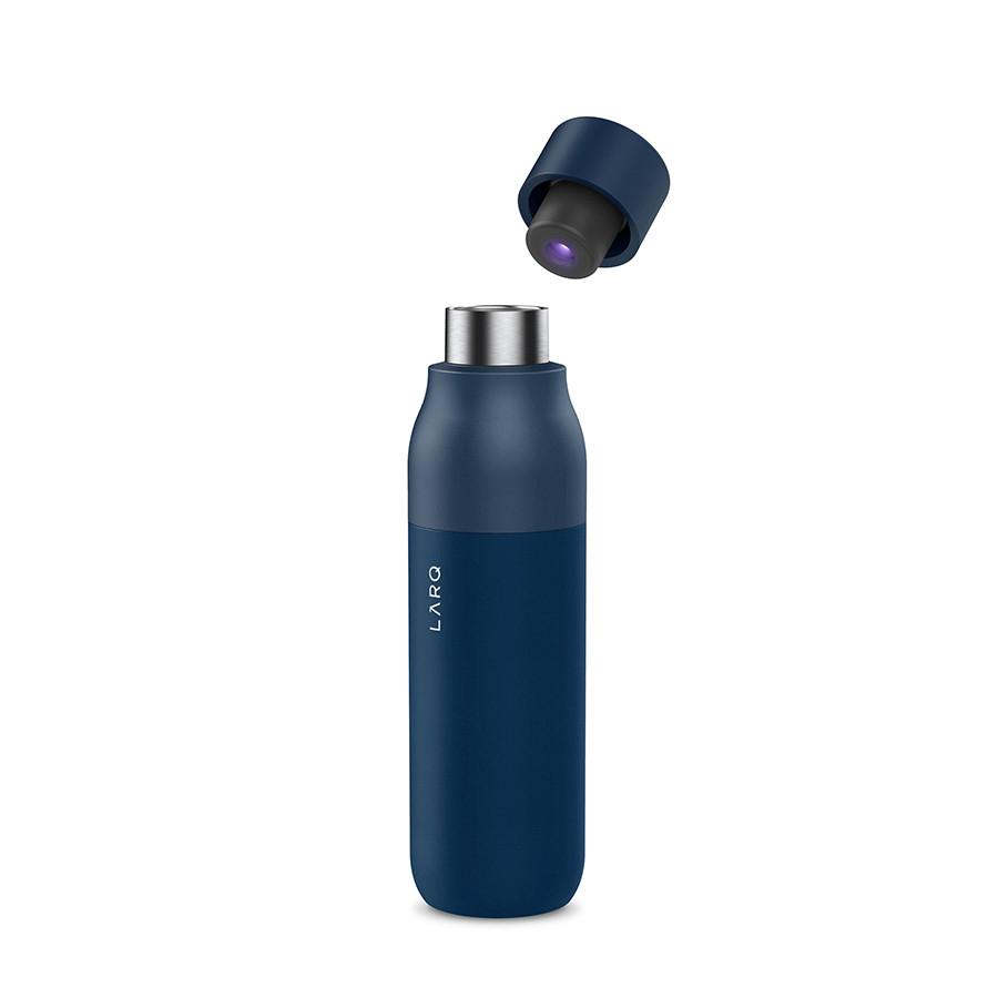 uv water bottle cap , water filtration bottle