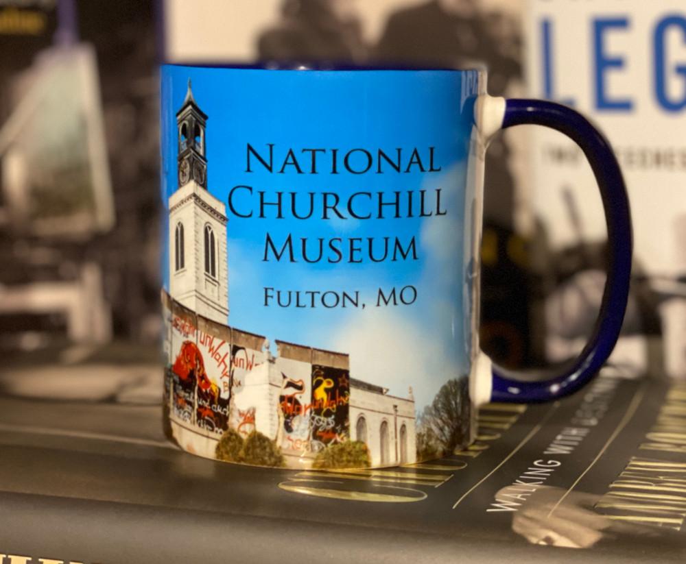 National Churchill Museum Mug