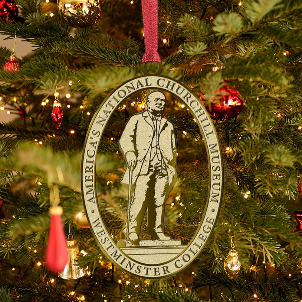 Churchill Ornament