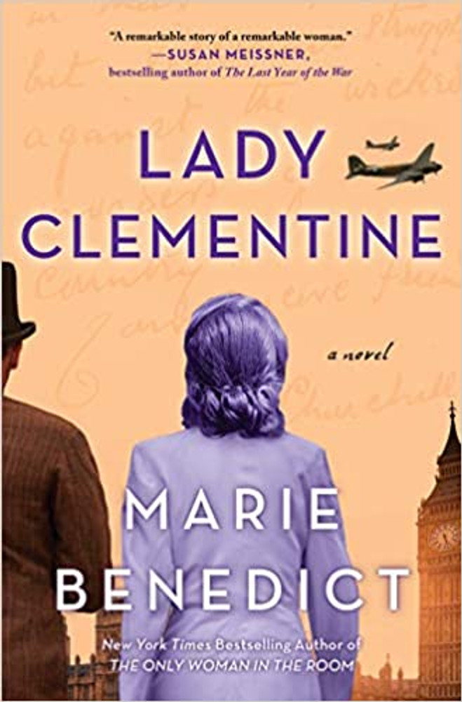 Lady Clementine : A Novel by Marie Benedict