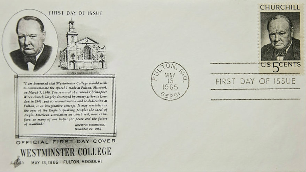 1st day cover issue