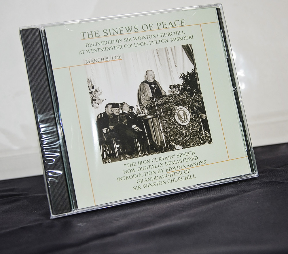 Sinews of Peace Speech (CD)