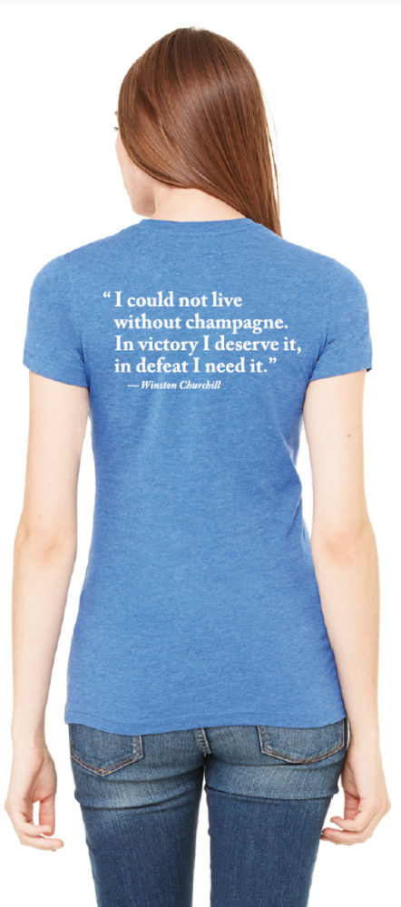 I Could Not Live Without Champagne T-Shirt