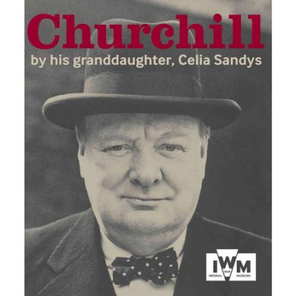 Churchill by Celia Sandys