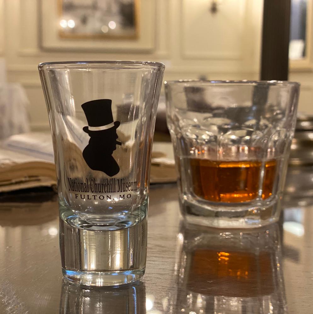 Whiskey Flare Shot glasses