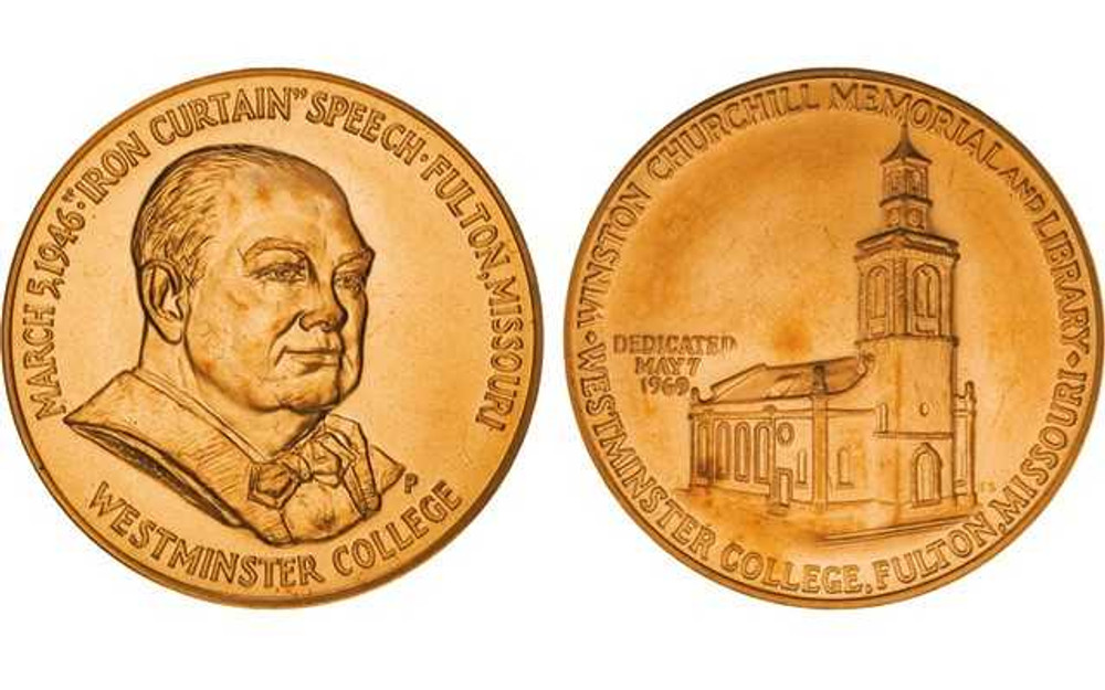1969 Commemorative coin