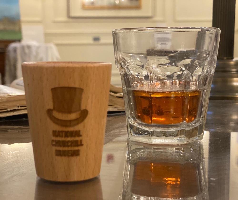Wood Shot glasses