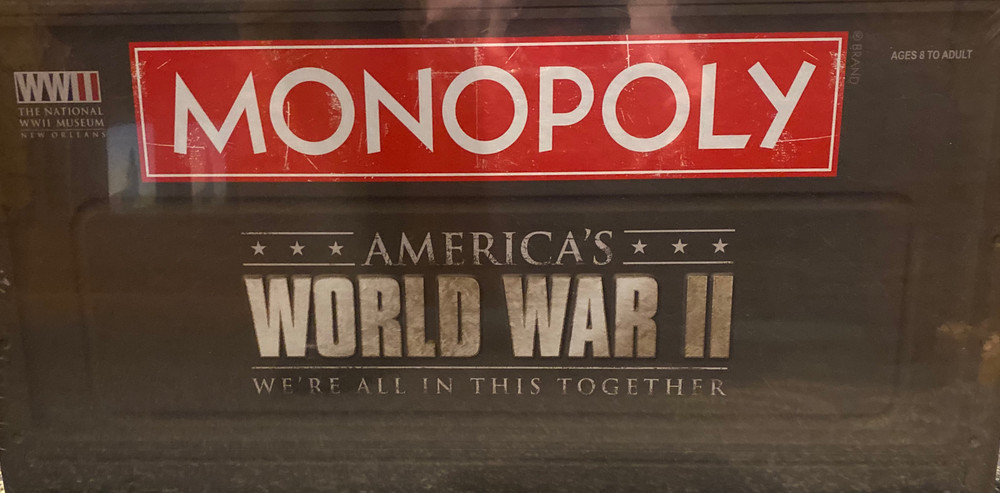World War II Monopoly