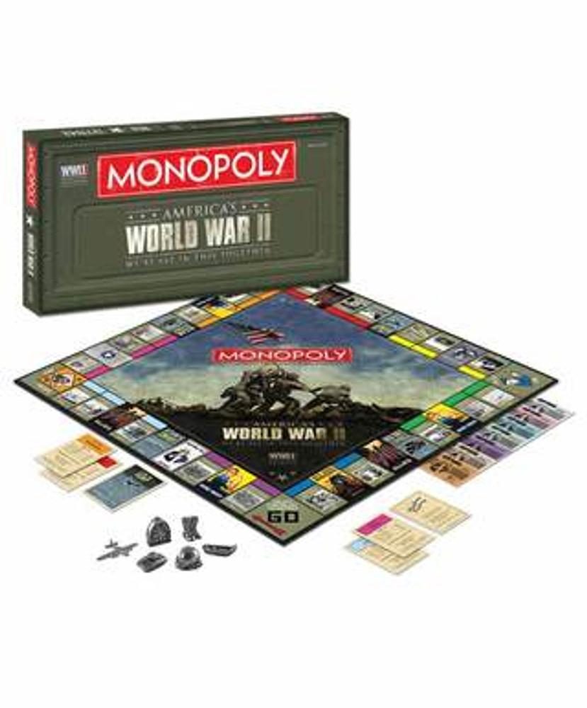 World War II Monopoly
