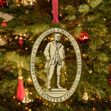 Churchill Ornament