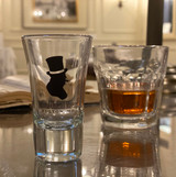Whiskey Flare Shot glasses